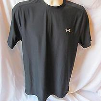 Under Armour Heat Gear Small Black T Shirt Item 28 Photo