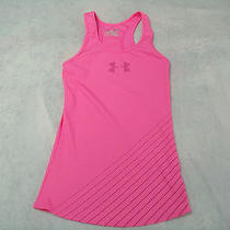 Under Armour Heat Gear Tank Top Size Small Photo