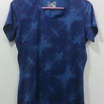 Under Armour Heat Gear Tie Dye Top Size M Photo