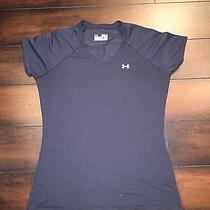Under Armour Heat Gear Womens Shirt Small Photo