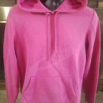 Under Armour Hot Pink Hooded Hoodie Sweatshirt Sweater Womens Sz Large Cold Gear Photo