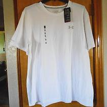 Under Armour Loose Charged Cotton T-Shirt/top Size Xxxl 3xl Nwt Photo