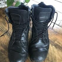 Under Armour Men's Stellar Military and Tactical Boot Black/black Size 12.5 Photo