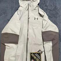Under Armour Mens Storm Gore-Tex Recco Technology Jacket Sz S New 1297020-035 Photo