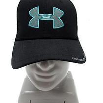 Under Armour Mens Osfa Hat Cap Black Heat Gear Photo