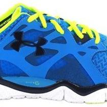 Under Armour Micro G Monza Blue Men's Shoes Sneakers Size 8 Nib  Photo