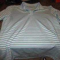 Under Armour Polo Shirt - Medium - Light Blue Photo