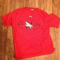 Under Armour Shirt Huntingdon College Football Large Photo