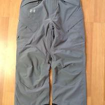 Under Armour Snow Pants Gray (Small) Photo
