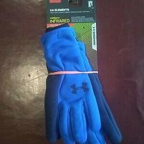 Under Armour Ua Elements Youth Fleece Winter Gloves  Photo