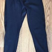 Under Armour Youth Leggings Size Large Black/ Compression Leggings Photo
