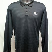Underarmour Long Sleeve Polo Serrano Golf Club Sacramento  Size Large      Photo