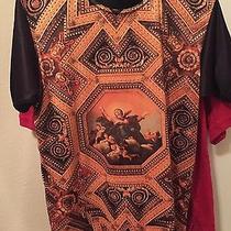 Underated Co Versace Givenchy Gucci Balmain Silk Shirt Photo