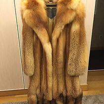 Unique Escada Fox Fur - Rare - Rrp 30.000 Photo