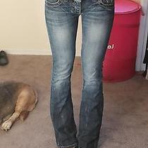 Unique Faded Guess Jeans Photo