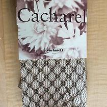 Unique - Rare Fashion Cacharel Crochet/pattern Tights Pantyhose  S/m Photo