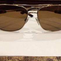 Unisex Authentic Burberry Aviator Sunglasses/3074gently Worncase Included Photo