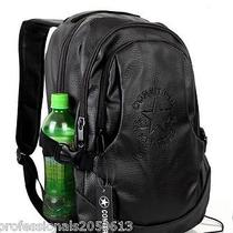 Unisex  Bag Converse Backpack Water Prove Travel Bag School Bag Faux Leather  Photo