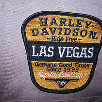 Unisex Custom Mechanic Shirt- Harley Davidson Pactches Photo