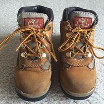 Unisex Kids Timberland Boots Size 13 Photo