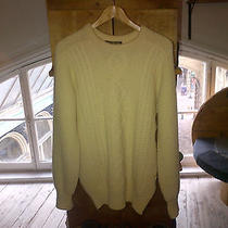 Unisex Large Barbour Thick Cable Knit Jumper  Photo