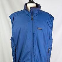 Unisex Patagonia Navy Outdoor Vest Xl Photo