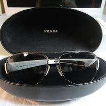 Unisex Prada Sunglass W/ Case Photo
