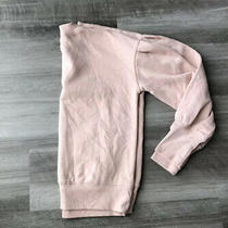 Universal Thread Blush Pink Sweatshirt Xs Oversized Nwt Photo