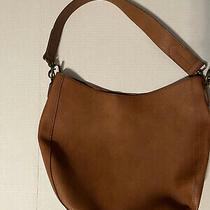 Universal Thread Hobo Purse Bag Handbag Burgundy Brown Faux Leather Purse New Photo