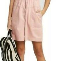 Universal Threads Blush Elastic Waist Zip Front Romper Dress Size Xs Photo