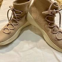 Universal Threads High Top Sneakers Booties 8.5 Blush Pink Photo