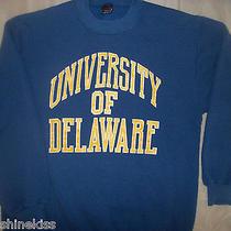 University of Delaware College School Jansport Sweatshirt Men Women Unisex Guc Photo