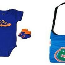 University of Florida Mini Jersey Purse & Converse 3pc Infant Set Photo