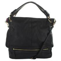 Urban Expressions Womens Finley Black Tote Hobo Handbag Purse Large Bhfo 5115 Photo