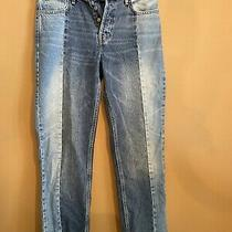 Urban Outfitters Bdg Two Toned Jeans Photo