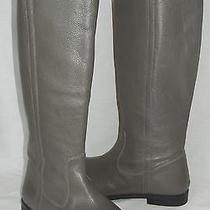 Urban Outfitters Bdg Women's Tall Leather Riding Boots Size 8.5 Photo