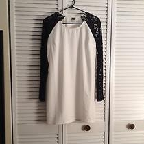 Urban Outfitters Black and White Dress Small Photo