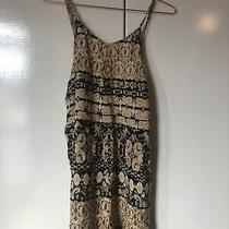 Urban Outfitters Boho Playsuit Jumpsuit Paisley Size Small/ 8-10 Out From Under Photo