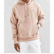 Urban Outfitters Champion Hoodie Unisex Size M Color Blush Photo