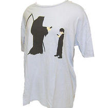 Urban Outfitters Chaser Death by Cell Phone Small Mens Tee Shirt Photo