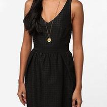 Urban Outfitters Cooperative Black and Gold Chic Dress Photo
