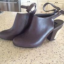 Urban Outfitters Deena & Ozzy Women's Brown Ankle Boots Retail 70 Size 8 Photo