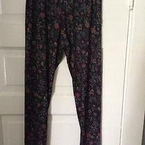 Urban Outfitters - Floral Legging Photo