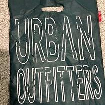 Urban Outfitters Green White Shopping Tote Bag 15