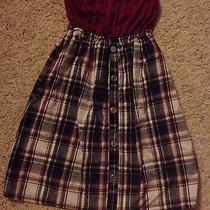 Urban Outfitters Holiday Dress Christmas Plaid Photo
