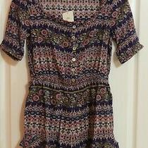 Urban Outfitters Holly June Purple Romper Suit Xs Size 0 Photo