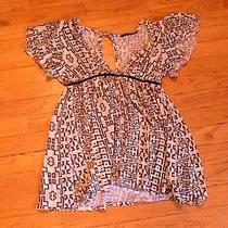 Urban Outfitters Lux Low Cut Top Sz. M Photo