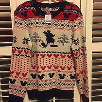 Urban Outfitters Mickey Mouse Sweater Photo