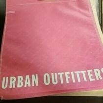 Urban Outfitters Pink Tote Shopping Bag 15