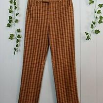 Urban Outfitters Plaid Pants Size 4 Pockets  Photo